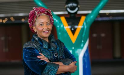 Breaking Travel News interview: Tokozile Xasa, minister of tourism, South Africa