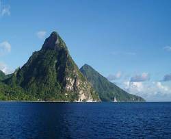 Saint Lucia hits the road in the United States