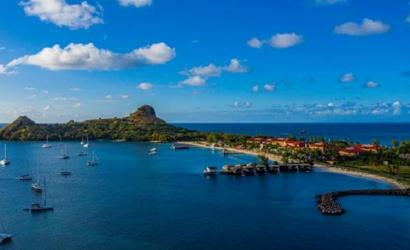 New airlift drives record visitor figures in St Lucia