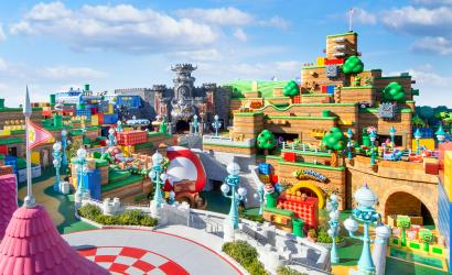 Super Nintendo World to open in Japan in February