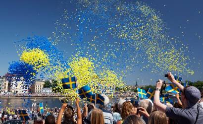 Sweden offers guests a chance to stay like locals