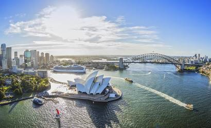 Darling Harbour precinct reopens to public in Sydney