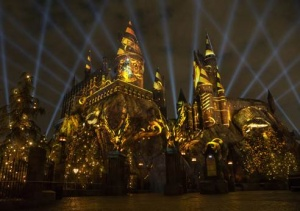 Universal Studios unveils new Harry Potter night show