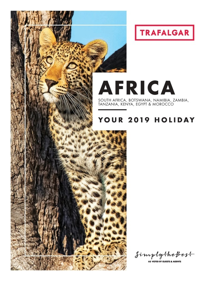 Trafalgar launches first Africa programme for 2019