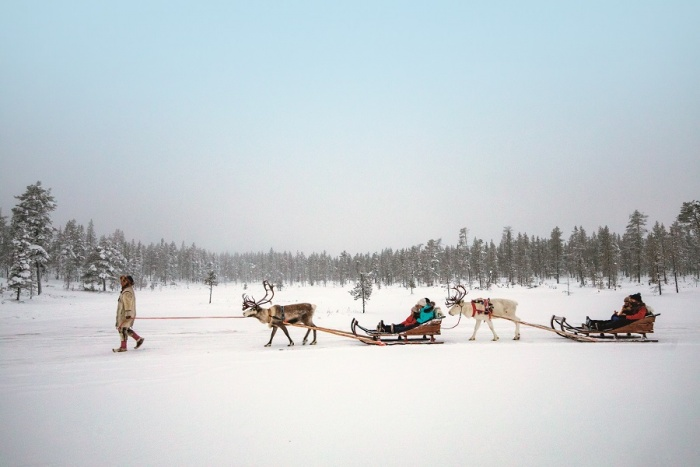 TUI cancels trips to see Santa in Lapland