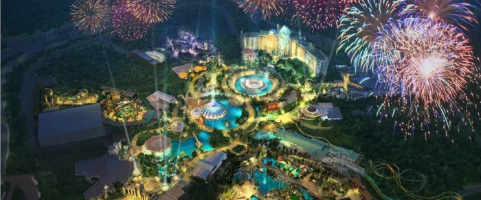 Universal resumes work on Epic Universe following Covid-19 shutdown