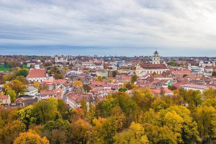 British visitors flock to Lithuanian as Baltic tourism booms