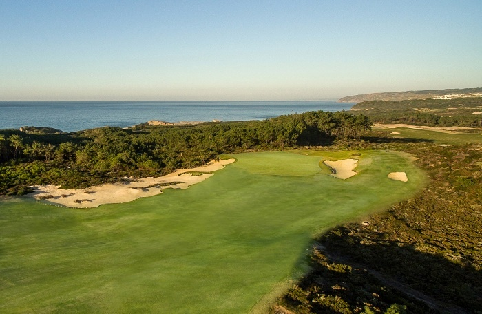 West Cliffs golf course prepares to debut in Portugal