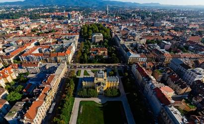 Monarch goes year-round on Zagreb, Croatia, flights