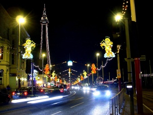 Blackpool notices rise in corporate away days as employees realise psychological benefits