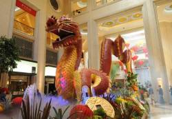 Las Vegas celebrates Chinese New Year 2013