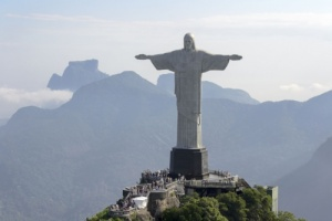 Crystal's ultra-exclusive industry first: Private mass at Rio's most famous monument