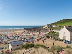 Record-breaking bank holiday for Devon