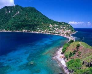 Dominica sees rise in UK visitors