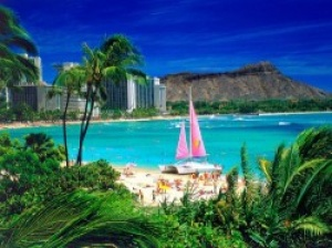 Hawai'i's Tourism sets new records in 2013