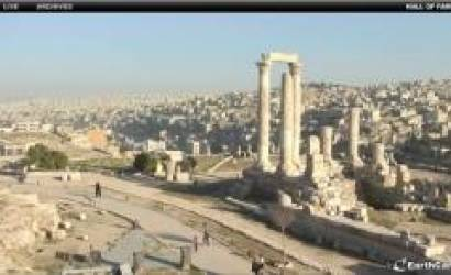 Jordan installs tourism webcams in collaboration with EarthCam