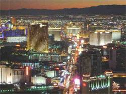Overseas visitors boost tourism sector in Las Vegas