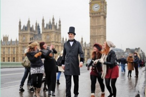 Lincoln movie to boost UK visitor numbers to Illinois