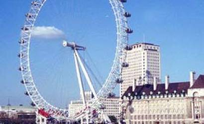 50 million milestone for the EDF Energy London Eye