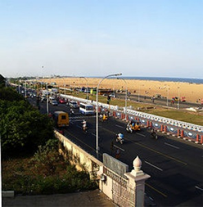 Renovated Marina Beach Officially Released for the Public
