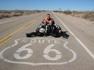 Brits name Route 66 as their favourite U.S road trip