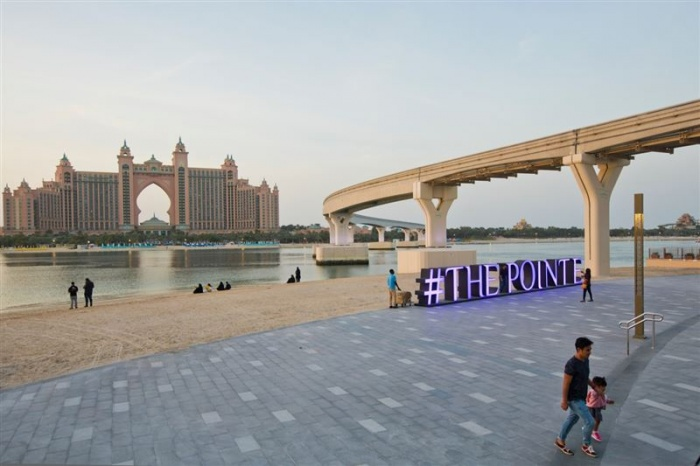 Palm Jumeirah takes centre stage with Dubai Summer Surprises