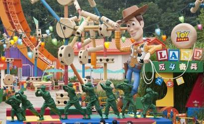 Toy Story Land opens at Hong Kong Disneyland Resort