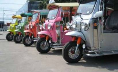 Sri Lanka's first Tuk Tuk Rally