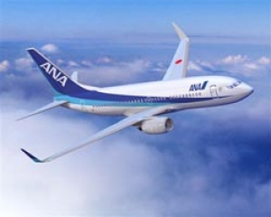 Profits up at All Nippon Airways