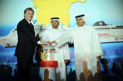 Cruise boost for Abu Dhabi