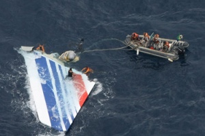 Air France Flight 447 – black box data preserved
