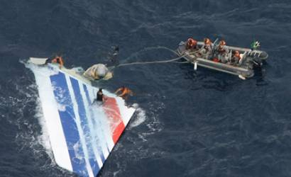 French forensics begin identifying Air France flight 447 victims