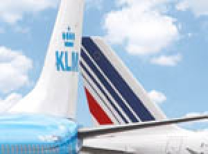 KLM flies into Manston Airport, Kent