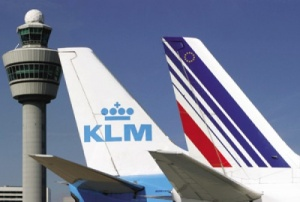 Air France, KLM step up connectivity from Scotland