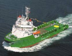 Waha Maritime takes delivery of first two vessels