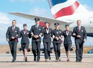 United praises progress with BA crew