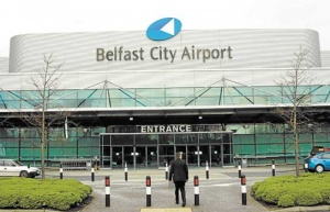 Belfast International Airport hit by delays