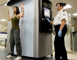 Health risk of body scanners more likely to kill than terrorist bomb