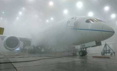 Second Boeing 787 Dreamliner Completes First Flight