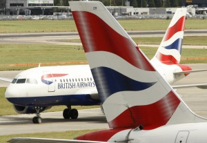 BA celebrates luxury flights to New York, Moscow
