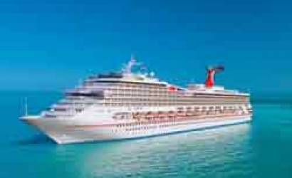 Carnival Cruise Lines' Web Site Ranks First In Keynote Systems' Study