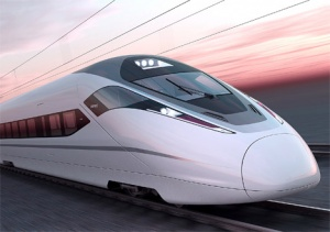 China eyes South Africa high-speed rail