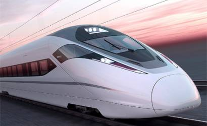 China plans Beijing to London high-speed train