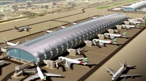 Dubai airport defies tough market with double-digit growth