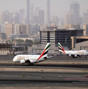 Dubai International reports passenger record