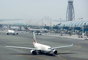 Dubai records strong increase in passenger numbers