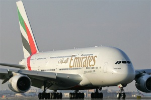 Emirates increases flights to Tunis