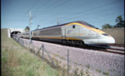 Journey times slashed on Pan-Euro high-speed rail