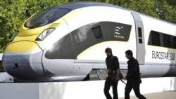 Alstom attacks Eurostar Siemens purchase