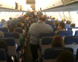 Air France to charge obese fliers double